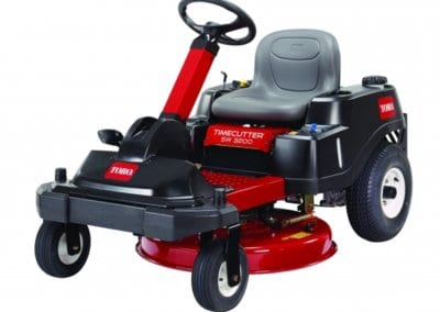 Toro Ride On Mowers